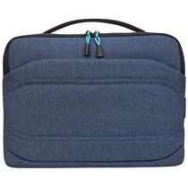 Targus Slim Case Laptop Sleeve 13 inch - Blauw