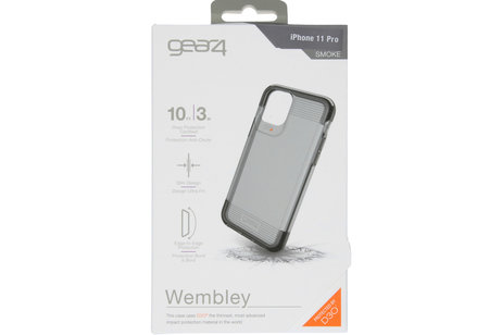Gear4 Wembley Case voor de iPhone 11 Pro - Zwart