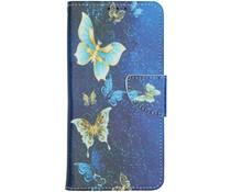 Design Softcase Booktype Samsung Galaxy M30s