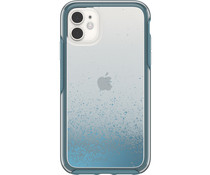 OtterBox Symmetry Clear Backcover iPhone 11 Pro - Blauw