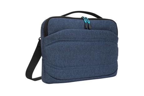 Targus Slim Case Laptop Sleeve 15 inch - Blauw