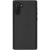 RhinoShield SolidSuit Backcover Galaxy Note 10 - Carbon Fiber Black