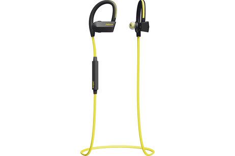 Jabra Sport Pace Wireless Bluetooth Headset - Geel