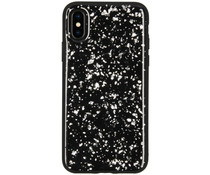 Diamond Hardcase Backcover iPhone X / Xs - Zilver