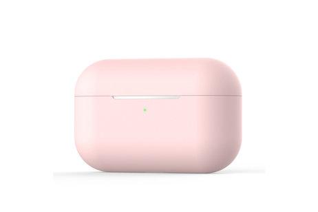 Apple AirPods Pro hoesje - Siliconen Case voor de
