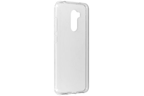 Accezz Clear Backcover voor de Xiaomi Pocophone F1 - Transparant