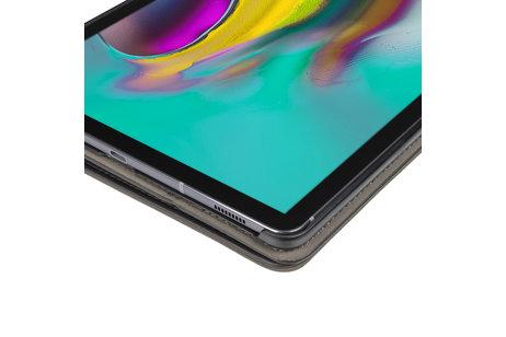 Gecko Covers Easy-Click Bookcase voor de Samsung Galaxy Tab S6 - Zwart