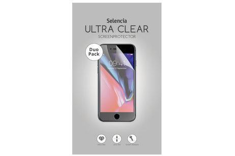 Selencia Duo Pack Screenprotector voor iPhone 8 Plus / 7 Plus / 6(s) Plus