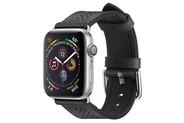 Spigen Retro Fit band voor de Apple Watch 44 mm / 42 mm - Zwart