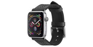 Spigen Retro Fit band Apple Watch 44 mm / 42 mm - Zwart