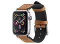 Spigen Retro Fit band voor de Apple Watch 44 mm / 42 mm - Bruin