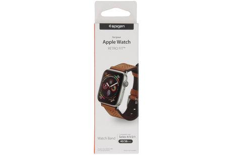 Apple Watch hoesje - Spigen Retro Fit band