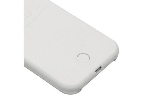 LuMee Lighted Hardcase Backcover voor de iPhone 6 / 6s - Wit