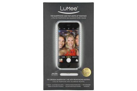 iPhone 6 / 6s hoesje - LuMee Lighted Hardcase Backcover