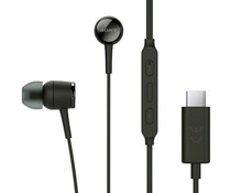 Sony USB-C Stereo Headset - Zwart