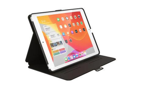 Speck Balance Folio Bookcase voor de iPad 10.2 (2019) - Zwart