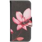 Design Softcase Booktype voor de Nokia 2.2 - Bloemen