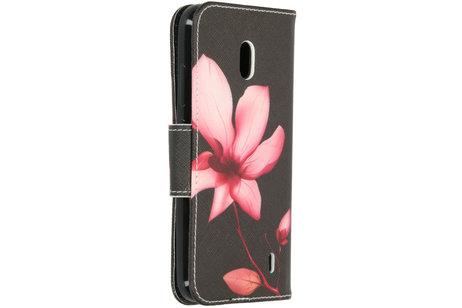 Nokia 2.2 hoesje - Design Softcase Booktype voor