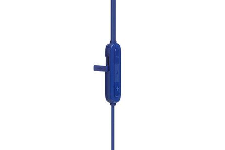 JBL Tune110 BT Wireless Bass In-Ear Headphones - Blauw