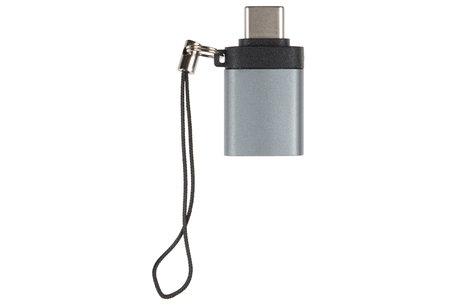 Xtorm USB naar USB-C adapter - Grijs
