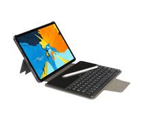 Gecko Covers Keyboard Cover QWERTY iPad Pro 11 - Zwart