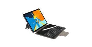 Gecko Covers Keyboard Cover QWERTY iPad Pro 11 (2018) - Zwart