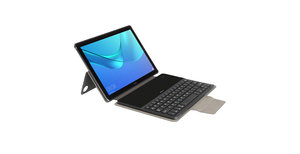 Gecko Covers Keyboard Cover QWERTY Huawei MediaPad M5 (Pro) 10.8 Zoll