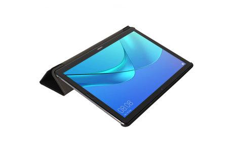 Gecko Covers Origami Bookcase voor de Samsung Galaxy Tab A 10.1 (2019) - Zwart