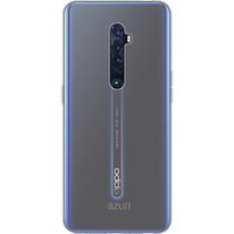 Azuri Slim Backcover Oppo Reno2 - Transparant