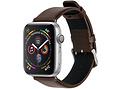 iMoshion Effen Lederen bandje met gespsluiting voor de Apple Watch 44 / 42 mm