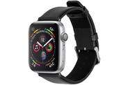 iMoshion Effen Lederen bandje voor de Apple Watch 44 mm / 42 mm