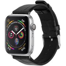 iMoshion Krokodil leder bandje Apple Watch 44 / 42 mm