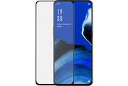 Azuri Tempered Glass Screenprotector voor de Oppo Reno2