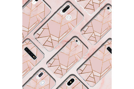 Samsung Galaxy S20 hoesje - Design Backcover voor de