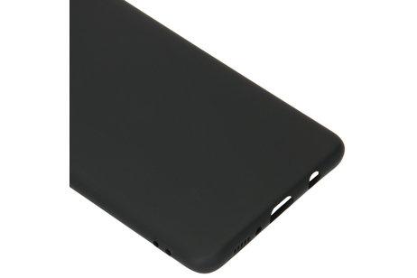 Samsung Galaxy A71 hoesje - Design Backcover Color voor