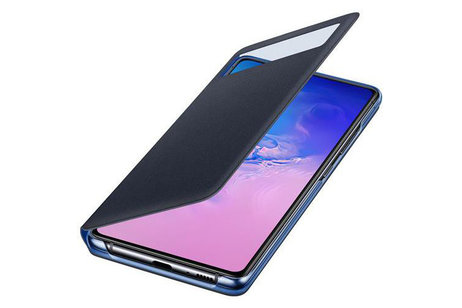 Samsung Galaxy S10 Lite hoesje - Samsung S View Cover