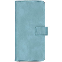 iMoshion Luxe Booktype Samsung Galaxy A21 - Lichtblauw