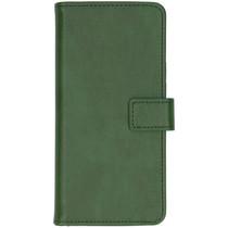 iMoshion Luxe Booktype Samsung Galaxy A21 - Groen