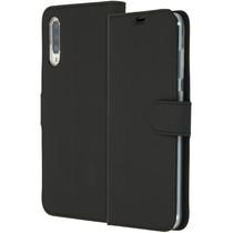 Accezz Wallet Softcase Booktype Samsung Galaxy A70 - Zwart