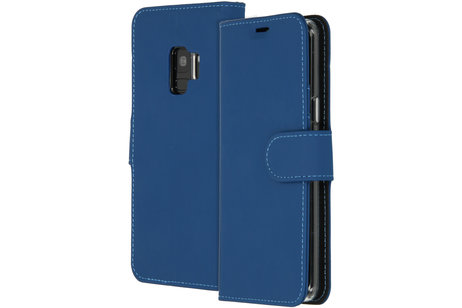 Samsung Galaxy S9 hoesje - Accezz Wallet Softcase Booktype