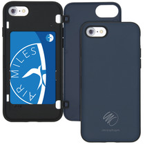 iMoshion Backcover met pashouder iPhone SE (2020) / 8 / 7