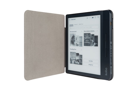 Kobo Libra H2O hoesje - Gecko Covers Slimfit Bookcase