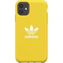 adidas Originals Basics Backcover iPhone 11 - Geel