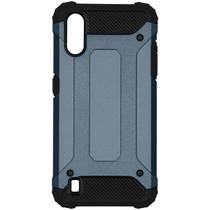 iMoshion Rugged Xtreme Backcover Samsung Galaxy A01 - Blauw