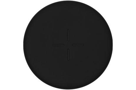 Qi Fast Wireless Charger - 10 Watt - Zwart