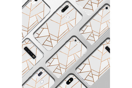 Samsung Galaxy A21 hoesje - Design Backcover voor de