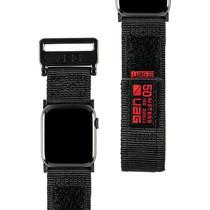 UAG Active Strap band Apple Watch 44 mm / 42 mm - Zwart