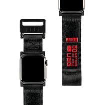 UAG Active Strap band Apple Watch 40 mm / 38 mm - Zwart