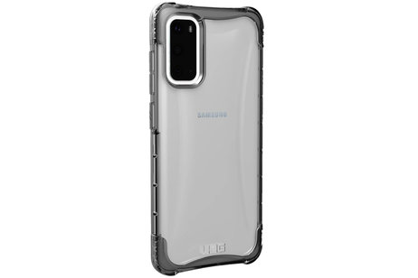 UAG Plyo Backcover voor de Samsung Galaxy S20 - Ice Clear