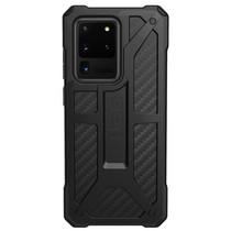 UAG Monarch Backcover Samsung Galaxy S20 Ultra - Carbon Fiber